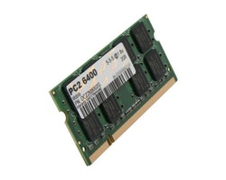 OCZ 2GB 200-Pin DDR2 SO-DIMM DDR2 800 (PC2 6400) Laptop Memory Model OCZ2M8002G