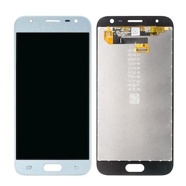 Samsung J300f LCD Skärm i Blå färg