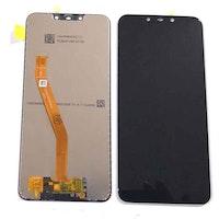 Huawei Mate 20 lite LCD Skärm Svart