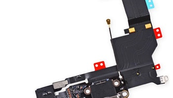 iPhone 5S Laddkontakt
