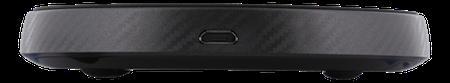 DELTACO Trådlös Snabbladdare för iPhone och Android, 10W, QI-certifierad, svart