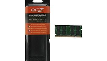2GB OCZ2M8002G PC2 6400 800MHZ DDR2 LAPTOP MEMORY - TESTED
