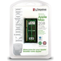 Kingston DDR3 SDRAM Minne 2 GB till Apple datorer