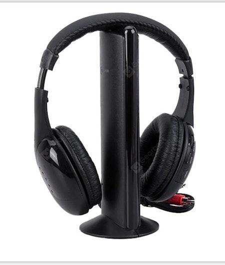 Wireless Headphone hifi s-xbs