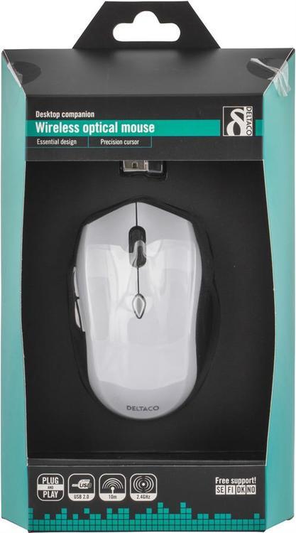 trådlös mus