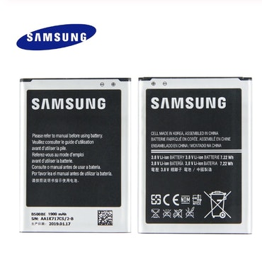 Genuine Original Replacement Battery B500AE B500BE For Samsung Galaxy S4 Mini