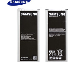 Original Samsung Battery EB-BN910BBE For Galaxy note 4 NFC N910A N910U N910F N910H Replacement Batteria 3220mah EB-BN910BBU