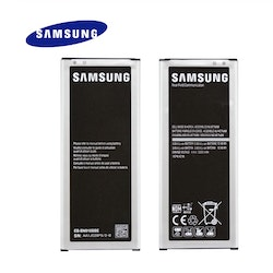 Original Samsung Battery EB-BN910BBE For Galaxy note 4 NFC N910A N910U N910F N910H Replacement Batteria 3220mah EB-BN910BBU