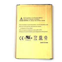 Samsung Galaxy Note 3   Gold Battery   N9000 N9005 N900  SM-N9005 SM-N900  4500mAh