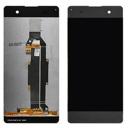 Sony XA LCD Skärm