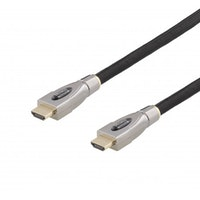 DELTACO PRIME aktiv HDMI kabel, 7m, HDMI High Speed