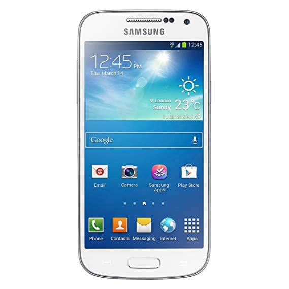 Begagnad Samsung S4 vit