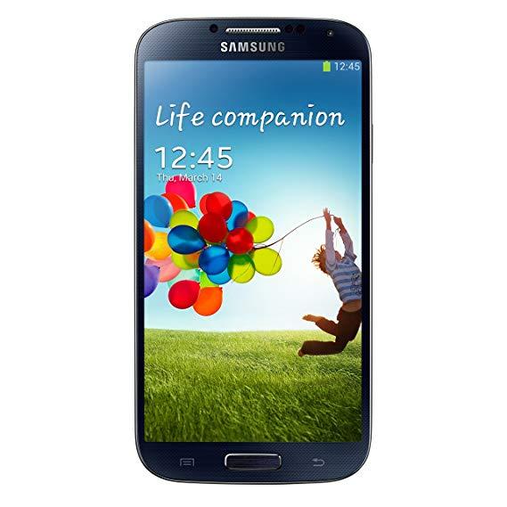 Begagnad Samsung S4 Olåst i mörkblå färg