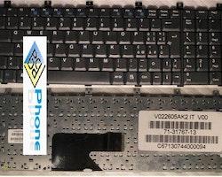 Begagnad tangentbord för Fujitsu Siemens Amilo Xa1526