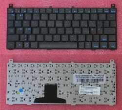 Begagnad Tangentbord Toshiba NB100 6037B0035314