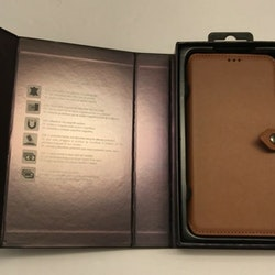 ERCKO AIRFLEX MAGNET CASE AND WALLET IPHONE X/XS COGNAC