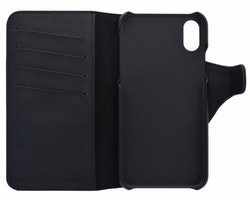 ERCKO FIXED WALLET CASE IPHONE X/XS BLACK
