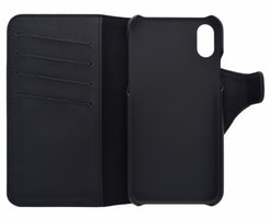 ERCKO FIXED WALLET CASE IPHONE X/XS BLACK