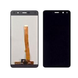 Huawei Y6-2017 LCD Skärm Svart
