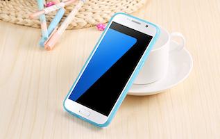 Samsung Galaxy S7 Skal Blå