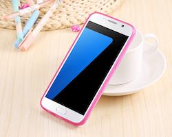 Samsung Galaxy S7 Skal Rosa