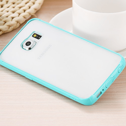 Samsung Galaxy S6 Edge Skal Blå