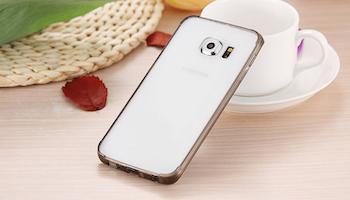Samsung Galaxy S6 Edge Skal Brun