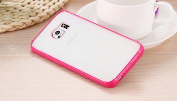 Samsung Galaxy S6 Skal Röd