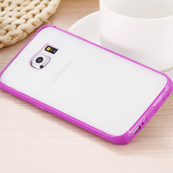 Samsung Galaxy S6 Edge Skal Lilla