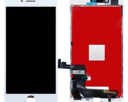 iPhone 7 LCD Skärm vit