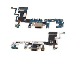 Samsung Galaxy S9 Plus G965f Charging flex laddkontakt