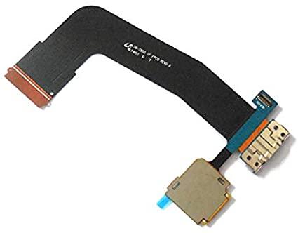 Samsung Galaxy Tab S 10.5 T800 T801 T805 laddkontakt med SD kort läsare
