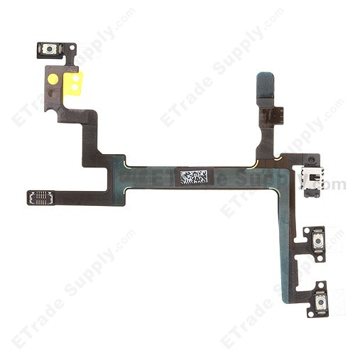 iPhone 5 volume power button flex