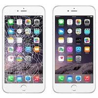 iPhone 5C Skärmbyte