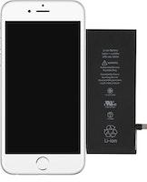 iPhone 7 Plus Batteribyte