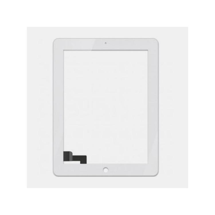 iPad 2 Touch Screen Vit