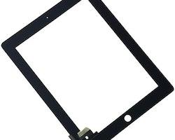 iPad 2 Touch Screen Svart