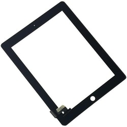 iPad 2 Touch Screen Svart