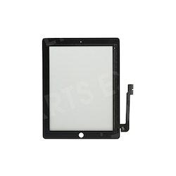 iPad 3 Touch Screen-Svart