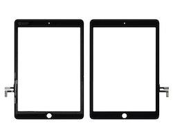 iPad 5 Touch Screen - Svart