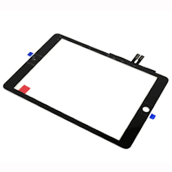 iPad 6 Touch Screen - Svart