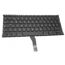 "Macbook Air 13"" A1369 A1466 2011-2014 svenskt tangentbord"