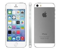 Begagnad iPhone 5S Vit,16GB Olåst