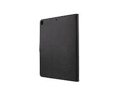 """DELTACO iPad läderfodral med stativ, för iPad Air 10,5"""" och Pro 10,5"""", svart"""
