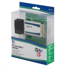 PC CARD DVB-T mottagare