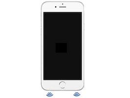 iPhone Musikhögtalare Reparation
