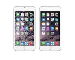 iPhone Skärmbyte - Laga din skärm medan du väntar