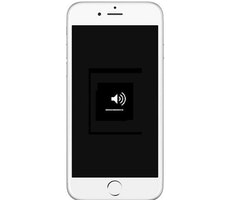 iPhone Volym/Mute Knapp Reparation
