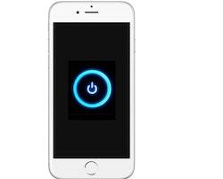 iPhone PÅ/AV knapp Reparation