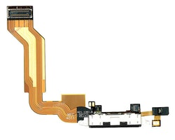 iPhone 4S laddningskontakt